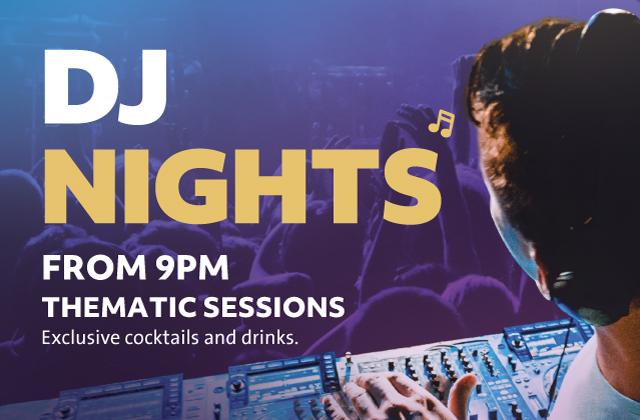 DJ NIGHTS!
