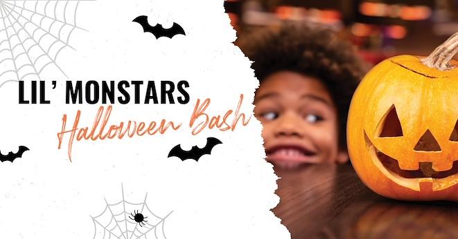 Lil' Monstars Halloween Breakfast Bash