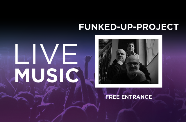 FUNKED-UP-PROJECT LIVE