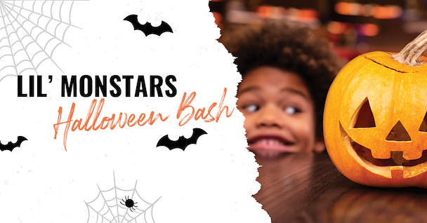 Lil Monstars Halloween Bash