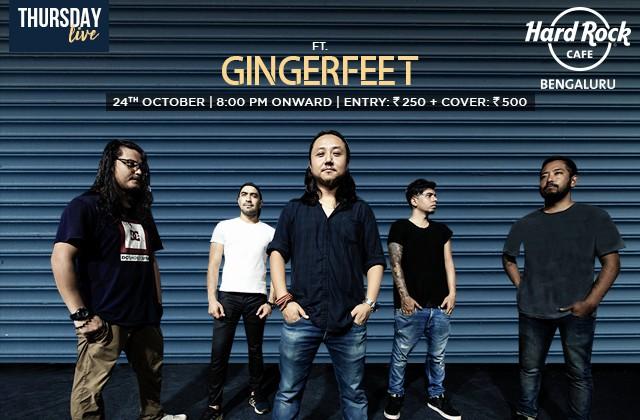 Thursday Live ft. Gingerfeet