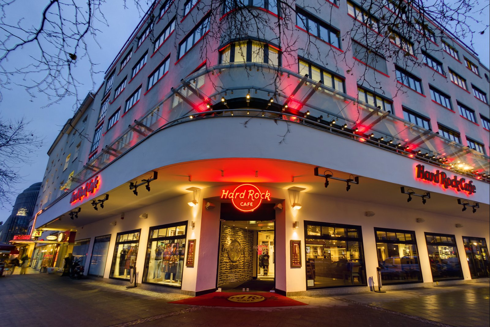 Live Music And Dining In Berlin Germany Hard Rock Cafe Berlin