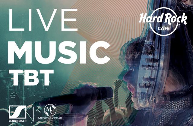LIVE MUSIC - TBT