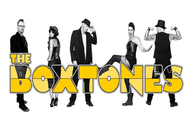 THE BOXTONES