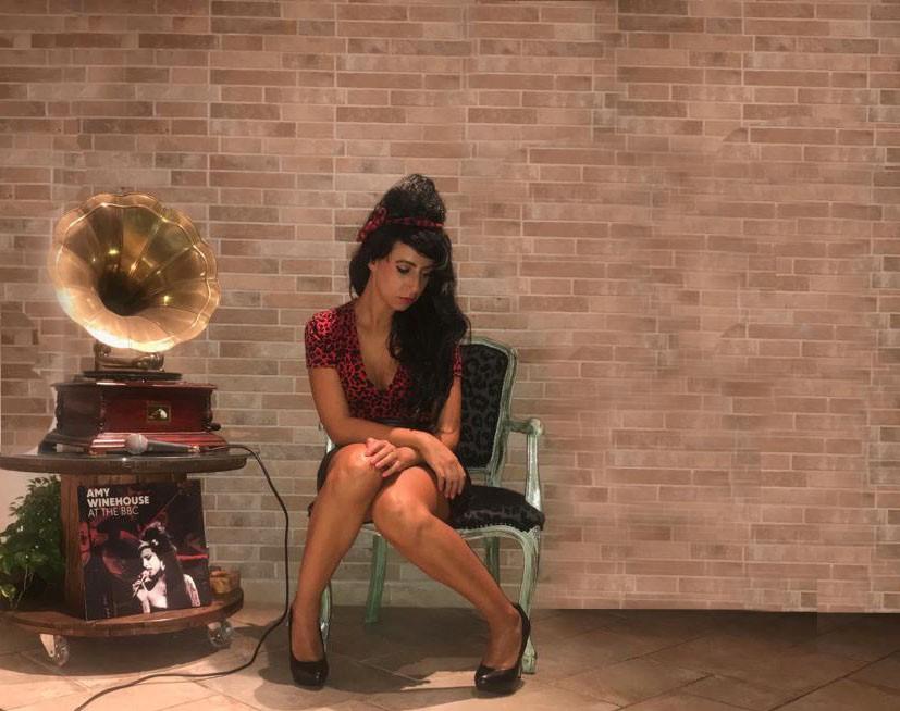 Pinktober Live: Ele-Menti (Amy Winehouse tribute)