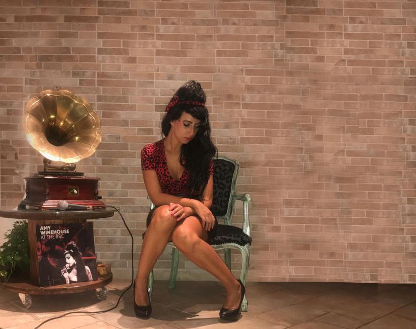 Pinktober Live: Ele-Menti (Amy Winehouse tribute)