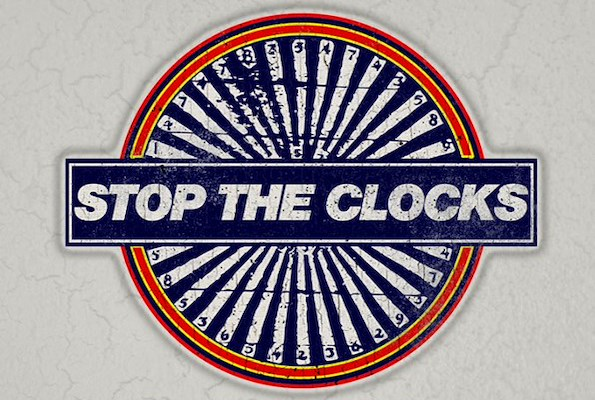 SHOCK CITY PRESENTS: STOP THE CLOCKS