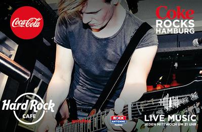 Coke Rocks Hamburg