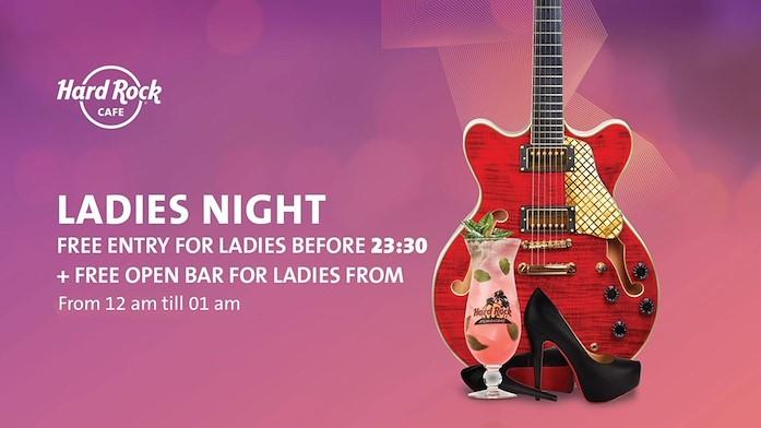 Tuesday Ladies Night