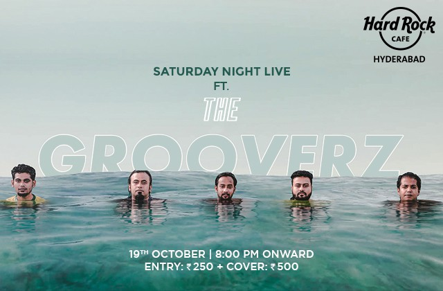 Saturday Night Live ft. Grooverz
