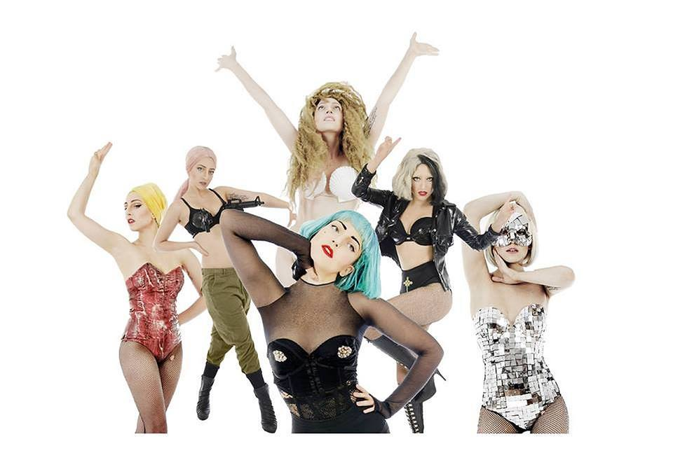THE FAME MONSTER - Lady Gaga Tribut