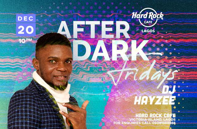 DJ HAYZEE-After DARK