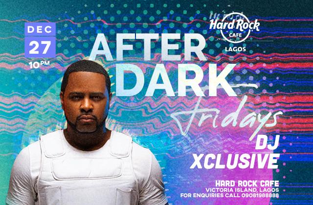 DJ XCLUSIVE- After Dark