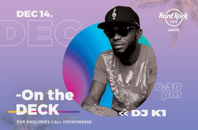 DJ K1 &LISA LI- ON THE DECK