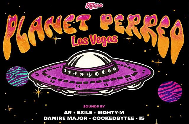 Altura Presents: Planet Perreo Halloween Party