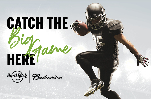 The Big Game 2020 LIVE!