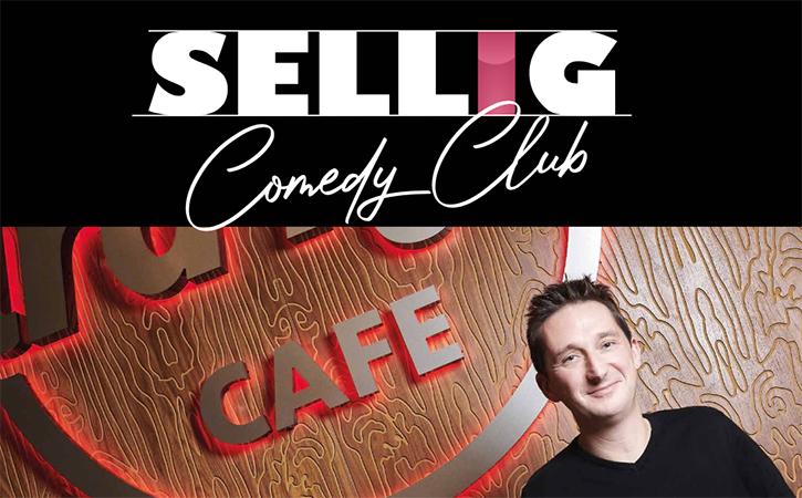 SELLIG COMEDY CLUB
