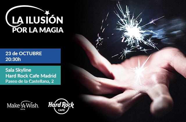 La ilusión por la magia - MAKE A WISH