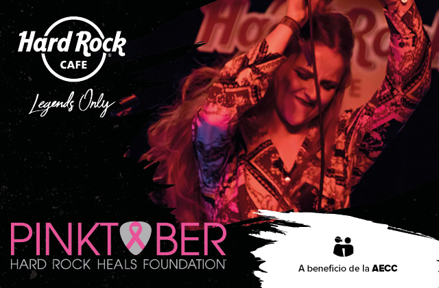 PINKTOBER CONCERT BENEFITTING FIGHT AGAINST CANCER