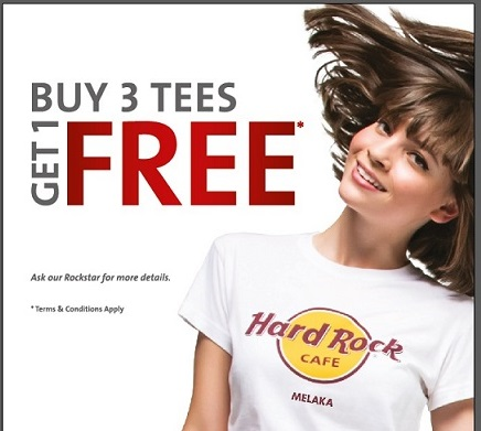 Buy 3 Free 1