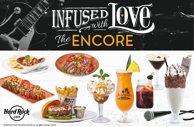 INFUSED LOVE WITH THE ENCORE