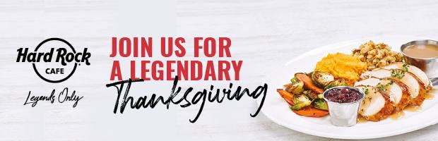 Legendary Thanksgiving