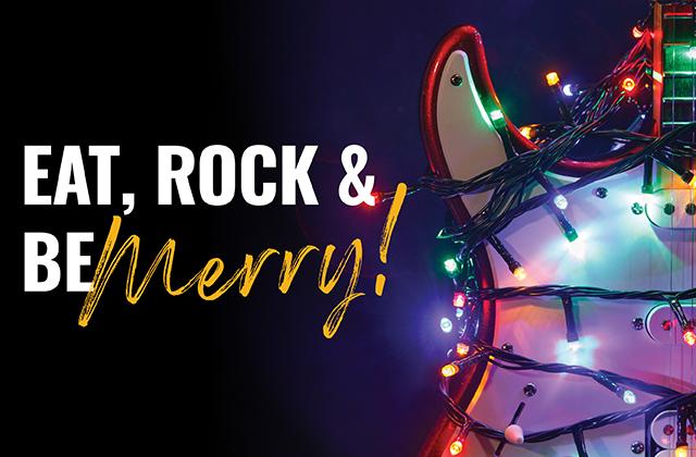 Rockin' Christmas Eve