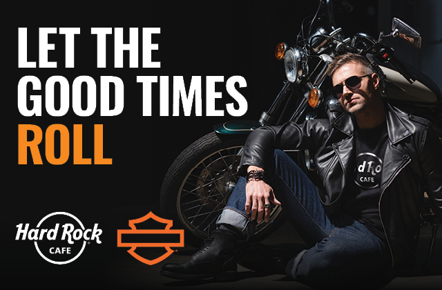 20% off Harley Davidson Owners Club Members