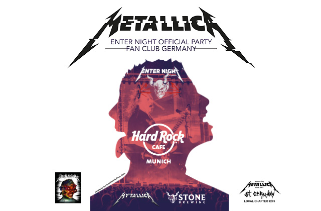 Enter Night - Metallica Warm Up Party