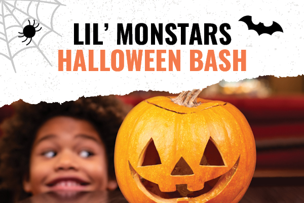 SOLD OUT Lil Monsters Halloween Bash