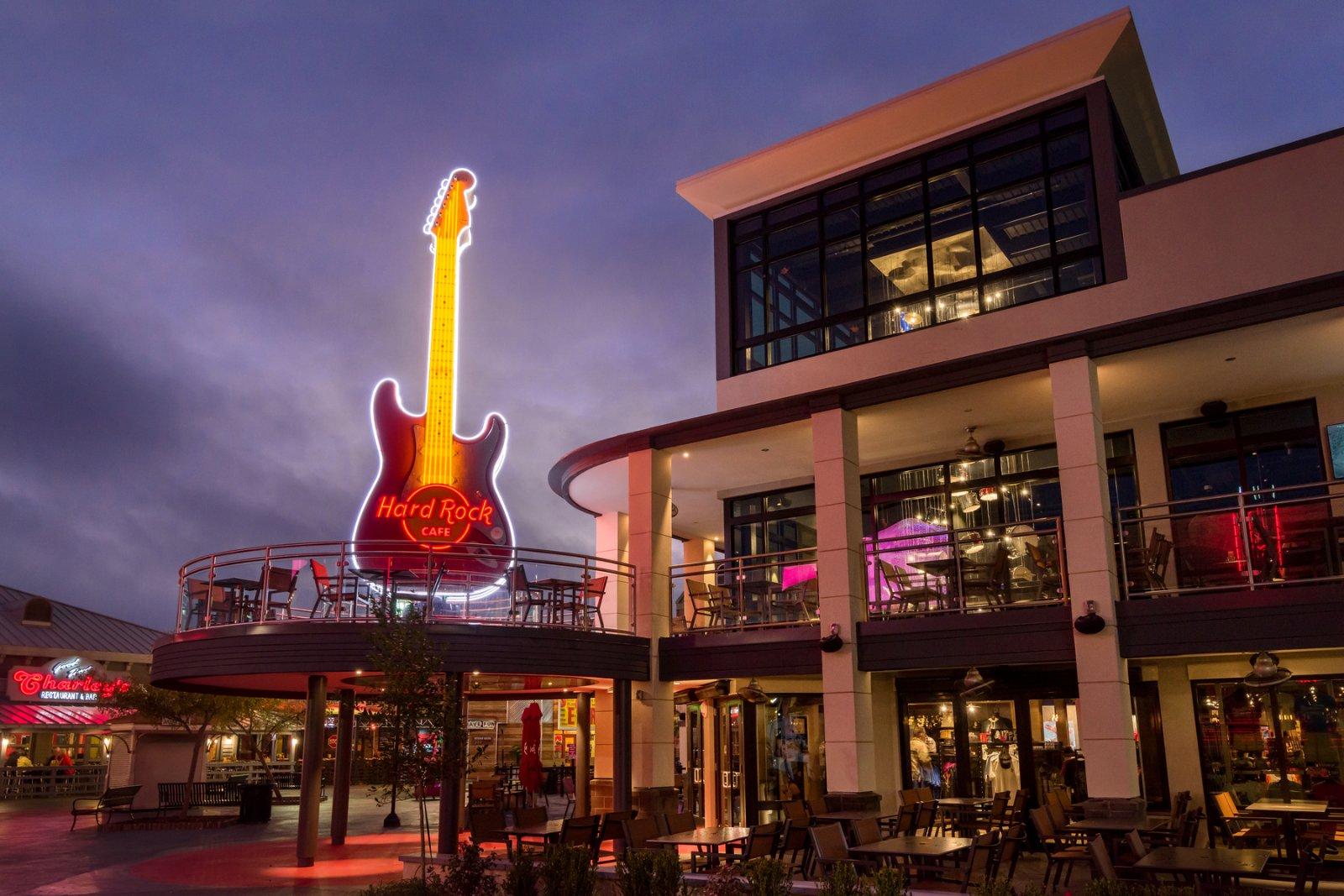 Myrtle Beach Sc Hard Rock Cafe