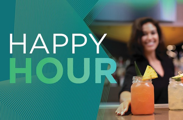Thanksgiving Eve Happy Hour!