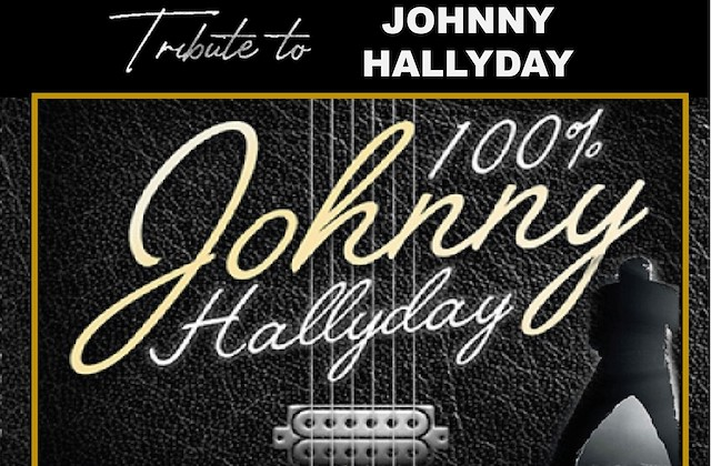 TRIBUTE TO...JOHNNY HALLYDAY