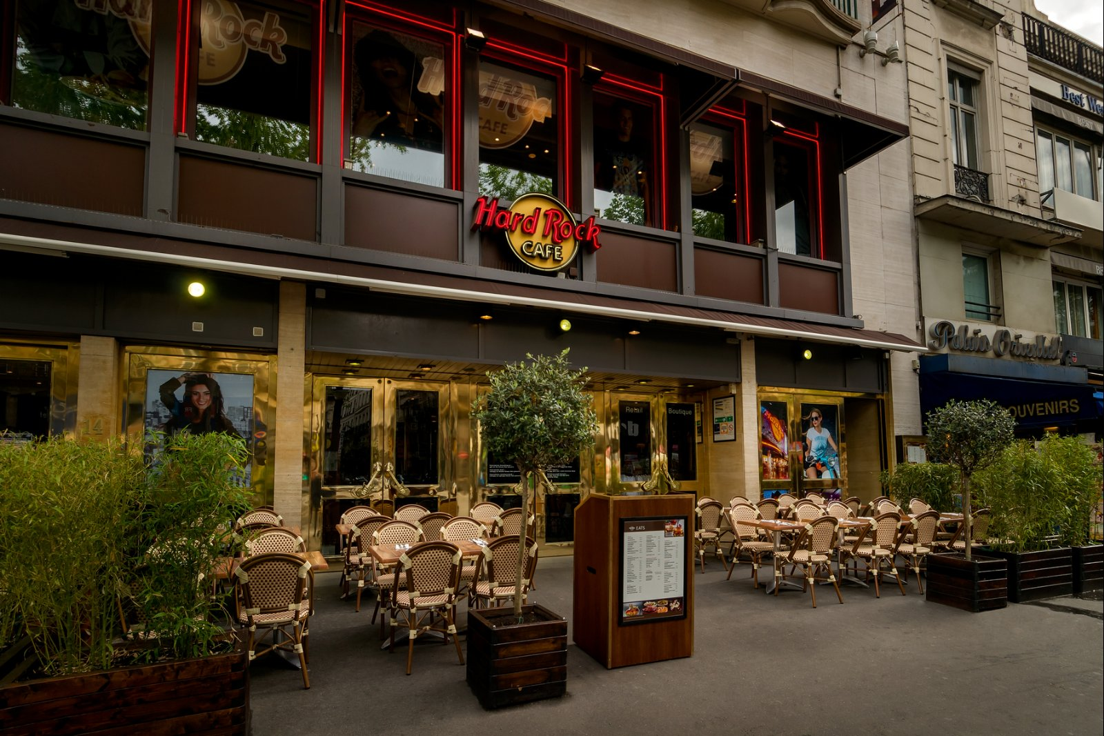 Live Music And Dining In Paris Hard Rock Cafe Paris