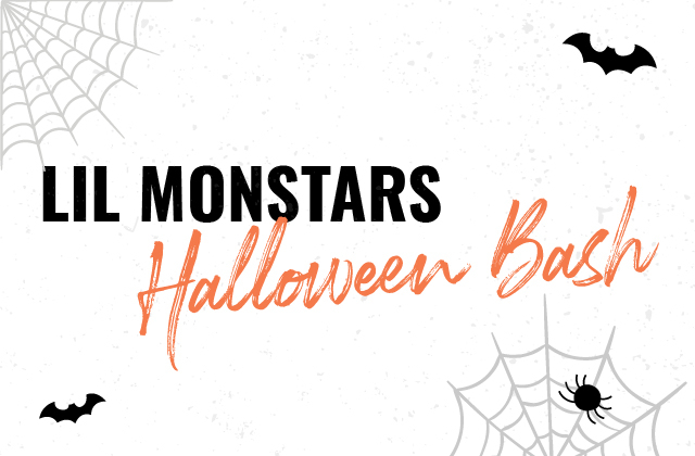 Little Monstars Halloween Bash
