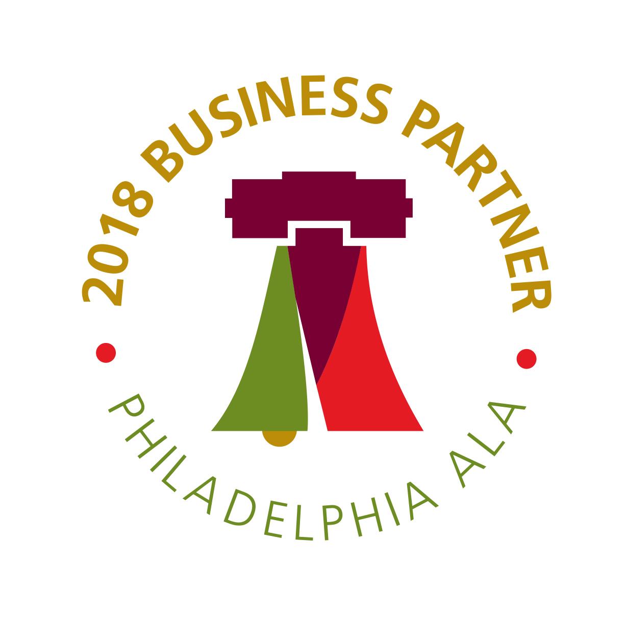 2018 Business Partner Logo