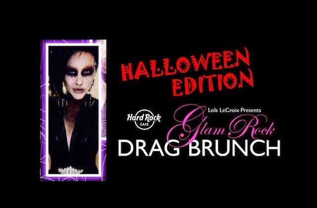 Lola LeCroix's Glam Rock Drag Brunch