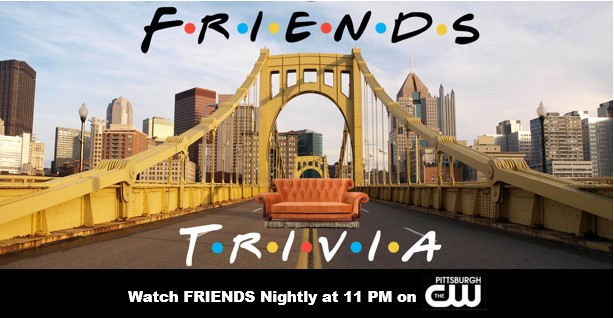 The One with The Trivia Night