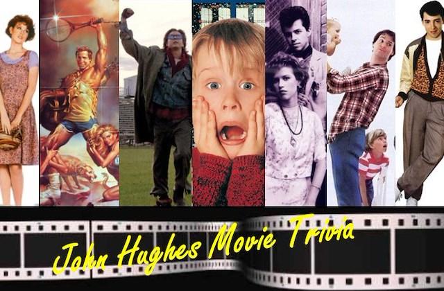 John Hughes Movies Trivia Night