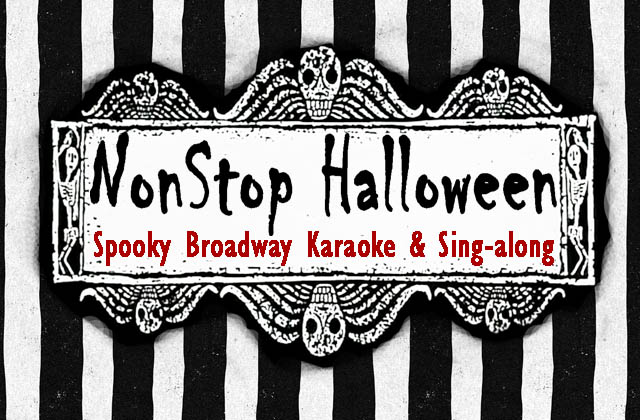 Halloween on Broadway Sing-Along