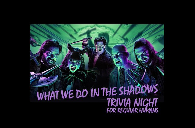 What We Do In The Shadows Trivia