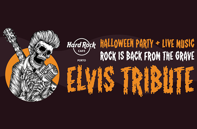 Halloween   Rock is back from the Grave