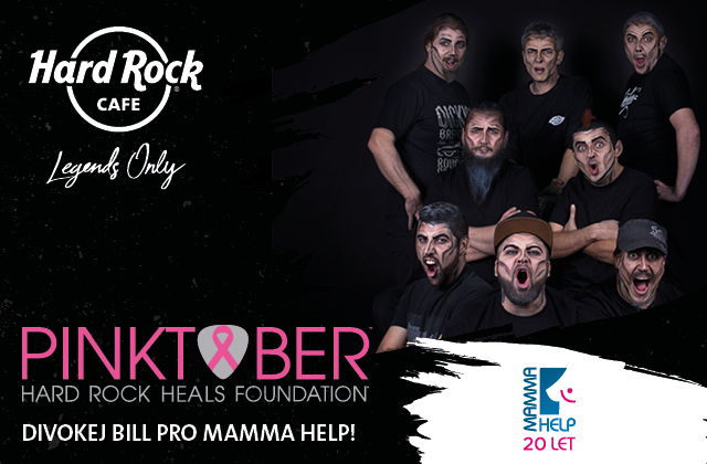 Live music: Divokej Bill for Mamma HELP!