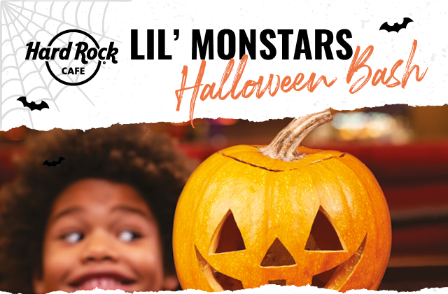 Colazione di Halloween con Lil' Monstars Halloween Bash