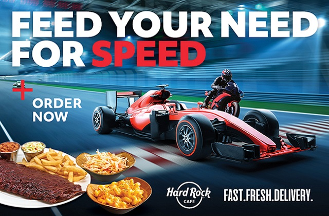 FEED YOUR NEED FOR SPEED