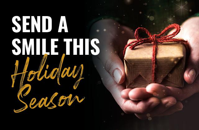 Send a Smile This Holiday Season