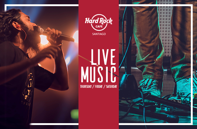 Cover Live Music