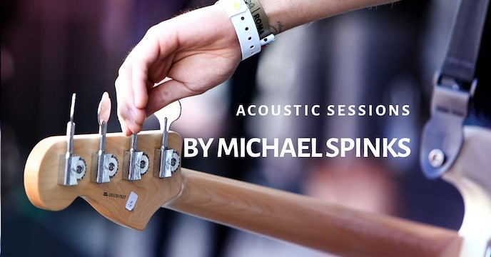 Live Acoustic Session By Michael Spinks