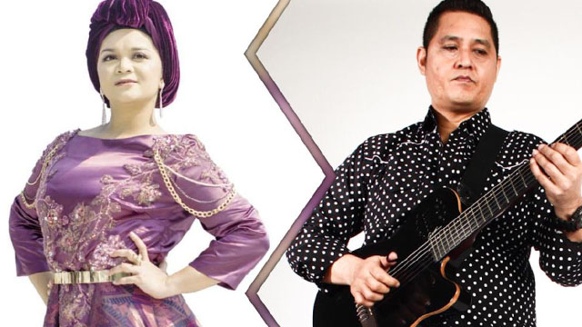 Live Acoustic Session By Nana and Azmi